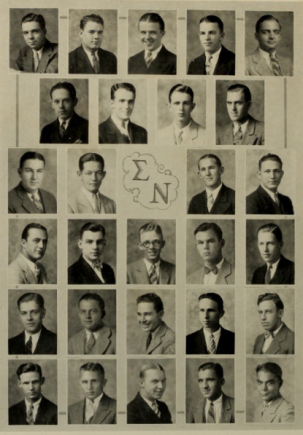 Sigma Nu 1927