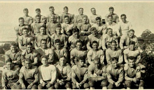 Howard College Football Team 1928-29