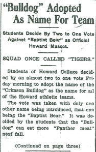 From Crimson December 14, 1916 See also pg 65 of Willoughby