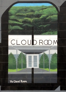 Rendering of the Cloud Room from a local mural in the East Lake community.