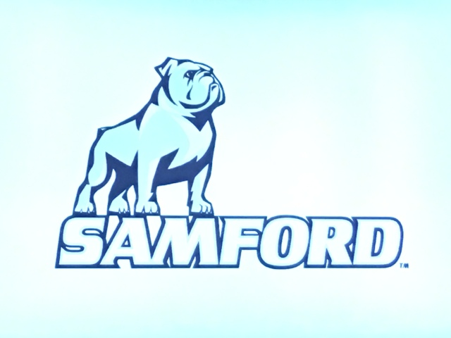 The new Samford logo, released today