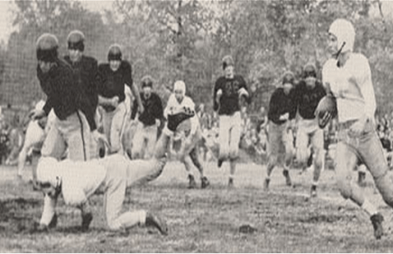 The famous game between Howard College and the University of Alabama in 1935 that ended in a tie.